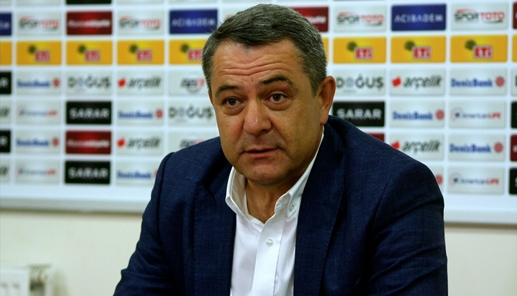 Eskişehirspor'dan Sergen Yalçın açıklaması!