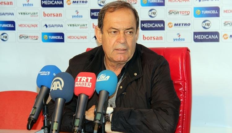 Eskişehirspor'un yeni teknik direktörü Yücel İldiz oldu