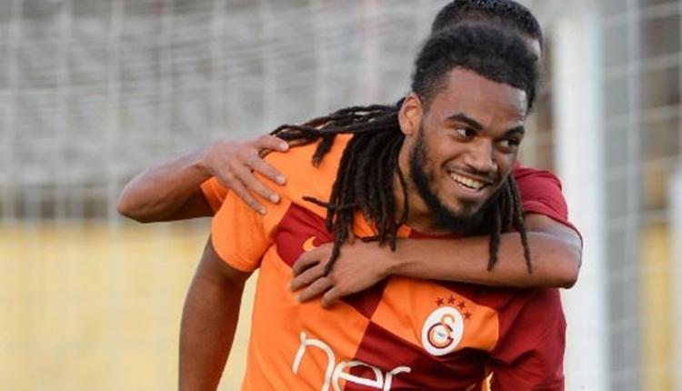 Eyüpspor - Galatasaray maçında Jason Denayer'in attığı gol (İZLE)