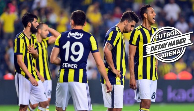 Fenerbahçe 18 yıl önceki kabusu yaşıyor