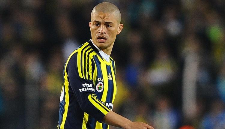 Fenerbahçe Alex'i stada almıyor!