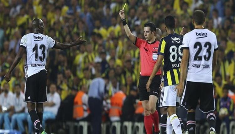 Fenerbahçe - Beşiktaş derbisinde Ali Palabıyık'ın hakem notu