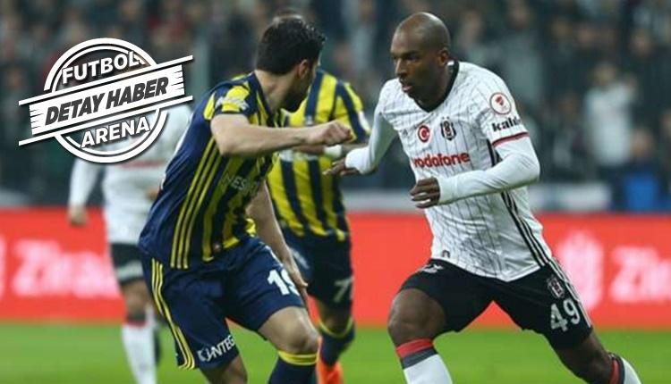 Fenerbahçe - Beşiktaş maçlarında goller yabancılardan