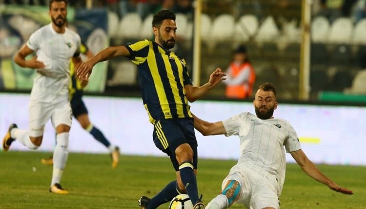 Fenerbahçe bu sezon ilk kez ilk yarıyı pas geçti