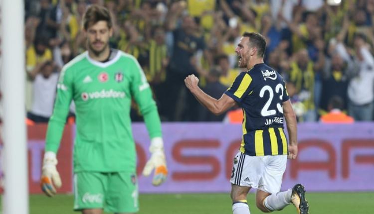 Fenerbahçe yeni Johan Elmander'i buldu; Vincent Janssen