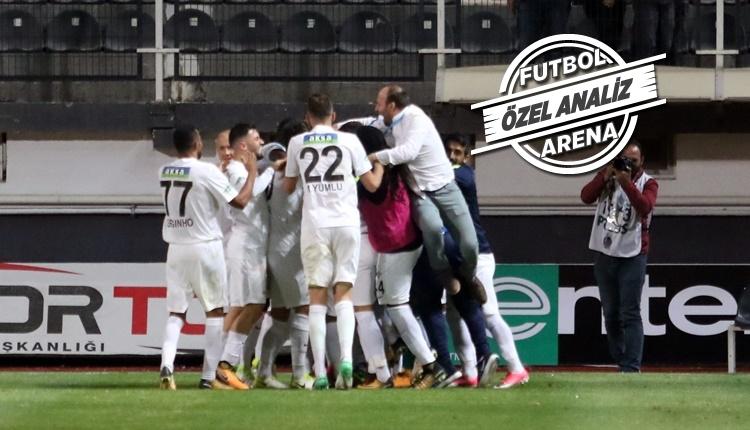 Fenerbahçe'de Akhisarspor'da Soner Aydoğdu'yu durduramadı