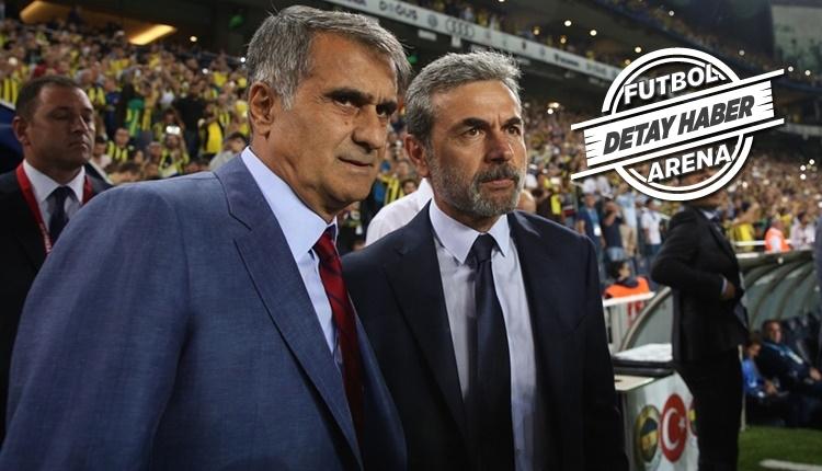 Fenerbahçe'de Aykut Kocaman, Şenol Güneş'e karşı yine kazandı!
