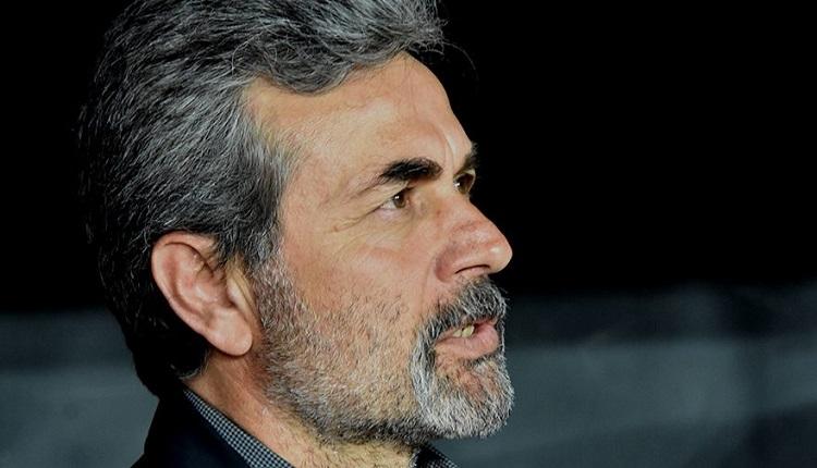 Fenerbahçe'de Aykut Kocaman: 'Şikayet etmenin anlamı yok.'