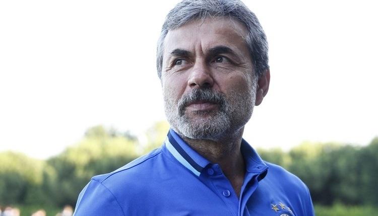 Fenerbahçe'de Aykut Kocaman'dan Beşiktaş derbisi planı