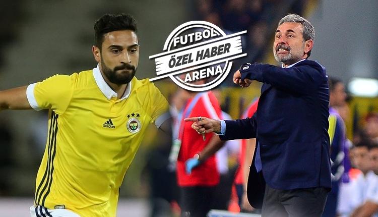 Fenerbahçe'de Aykut Kocaman'ın Mehmet Ekici düşüncesi