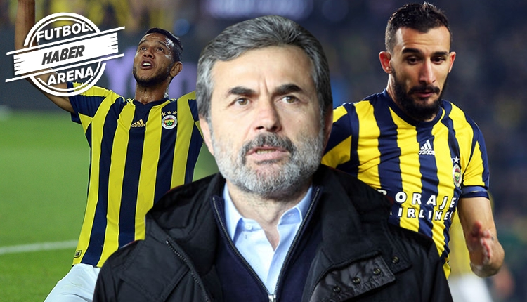 Fenerbahçe'de bir devir sona erdi! Mehmet Topal ve Josef...
