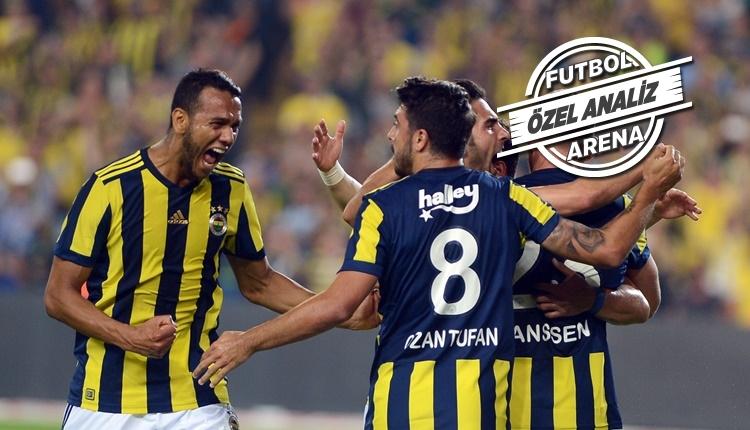 Fenerbahçe'de derbilerin adamı Josef de Souza