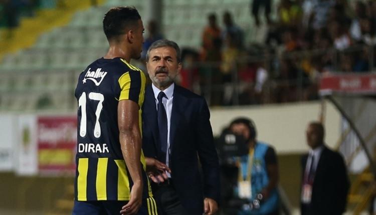 Fenerbahçe'de Dirar ve Mehmet Ekici'nin sakatlıkları ciddi mi?