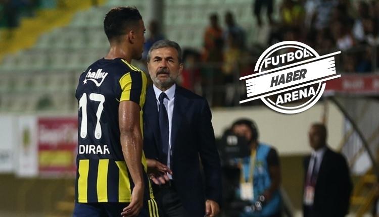 Fenerbahçe'de Dirar'ın yerine kim oynayacak?