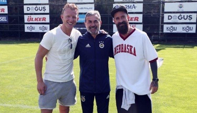 Fenerbahçe'de Dirk Kuyt ve Raul Meireles için yardımcı hoca iddiası