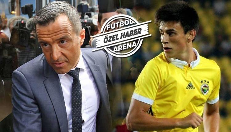 Fenerbahçe'de Eljif Elmas için Jorge Mendes devrede