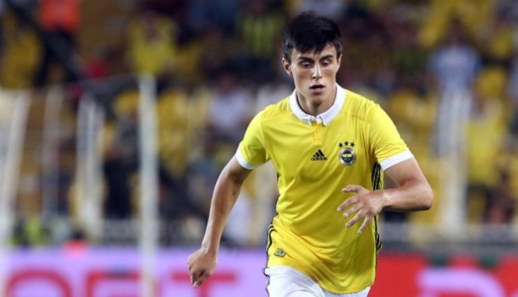 Fenerbahçe'de Eljif Elmas'a 23 milyon Euro
