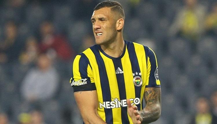 Fenerbahçe'de Fernandao'dan Beşiktaş mesajı