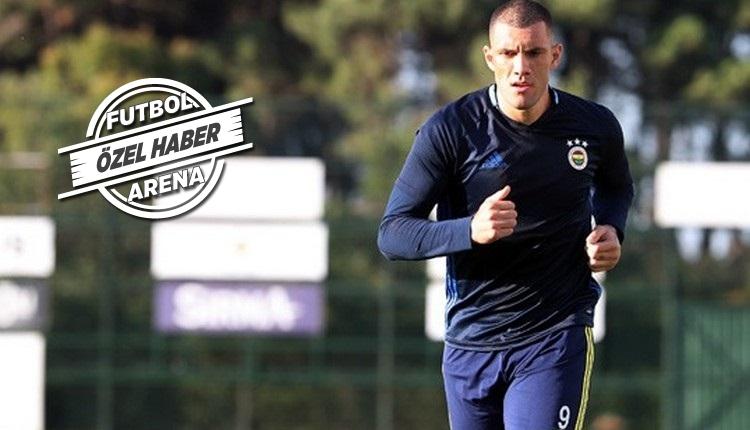 Fenerbahçe'de Fernando'nun büyük korkusu