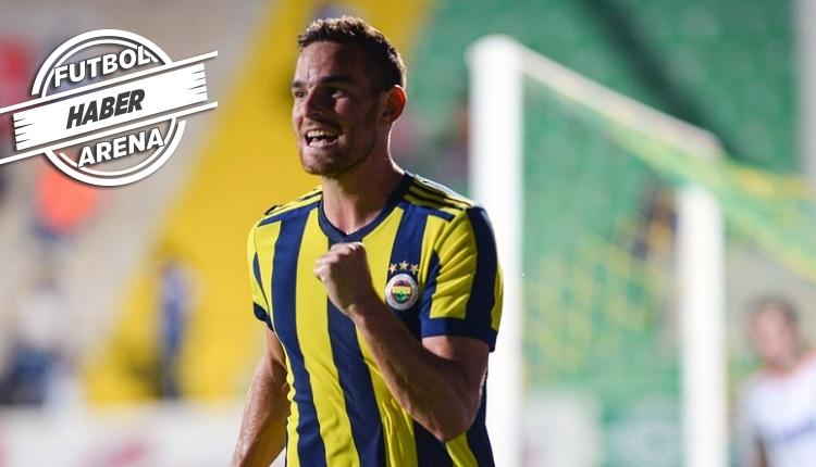 Fenerbahçe'de Janssen'in Alanyaspor'a attığı golde ilginç detay