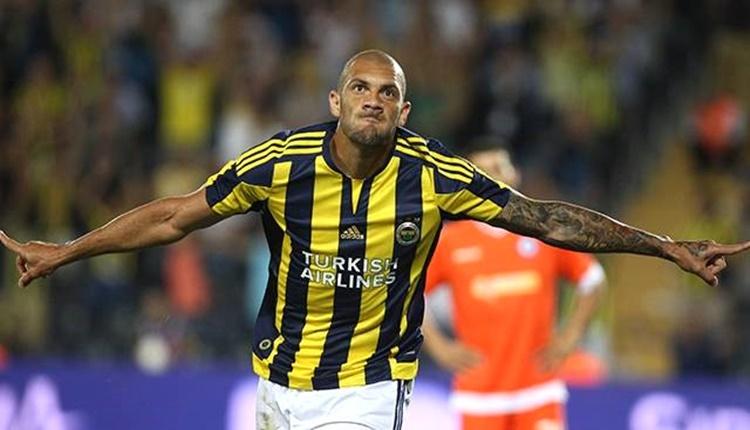 Fenerbahçe'de Jose Fernandao forma için hazır