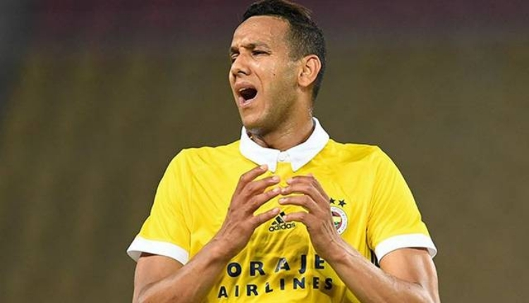 Fenerbahçe'de Josef de Souza'dan ayrılık açıklaması