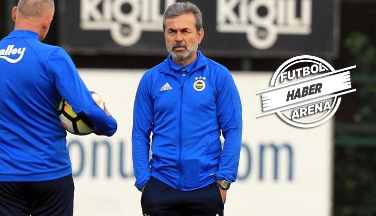 Fenerbahçe'de kadro değişiyor! Kocaman'ın planı...