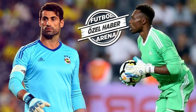Fenerbahçe'de Akhisar maçında Kameni mi yoksa Volkan Demirel mi oynayacak?