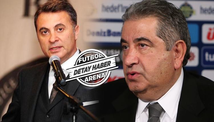 Fenerbahçe'de Mahmut Uslu'nun Fikret Orman'a hırsız mı dedi? Arsen...