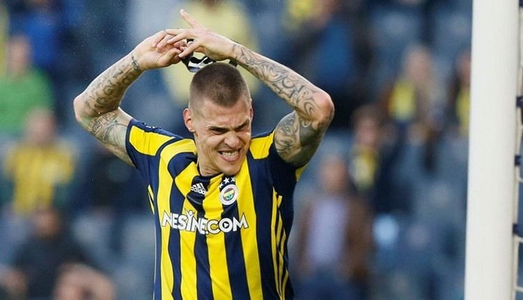 Fenerbahçe'de Martin Skrtel derbide yok!