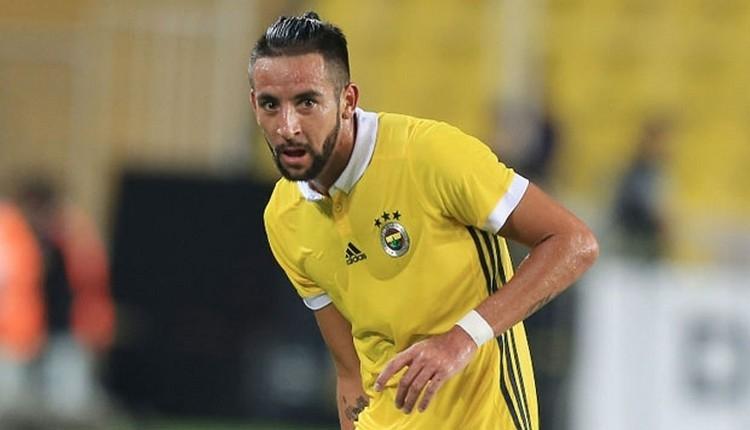 Fenerbahçe'de Mauricio Isla'nın şaşkınlığı