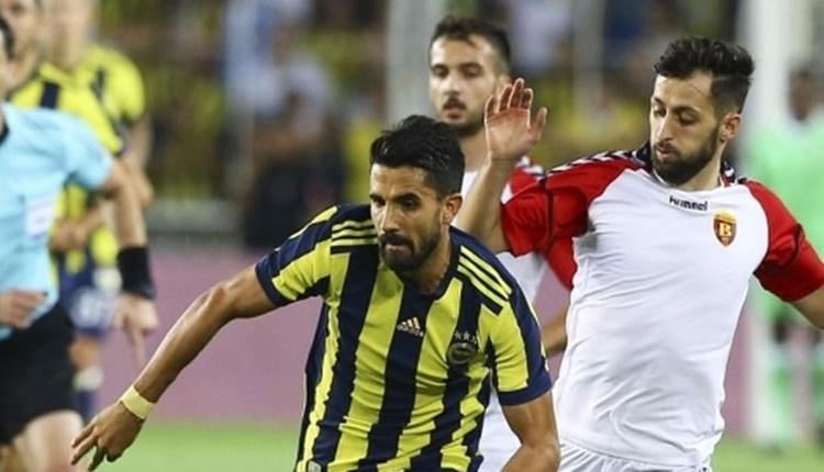 Fenerbahçe'de Mehmet Ekici ve Alper Potuk'tan iyi haber