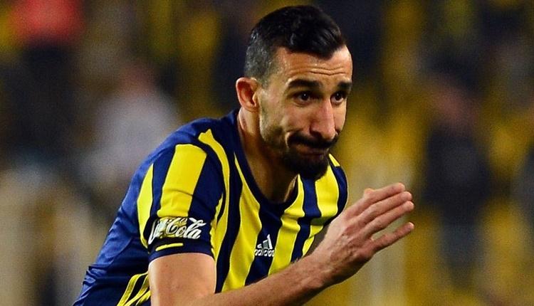 Fenerbahçe'de Mehmet Topal'dan forma açıklaması