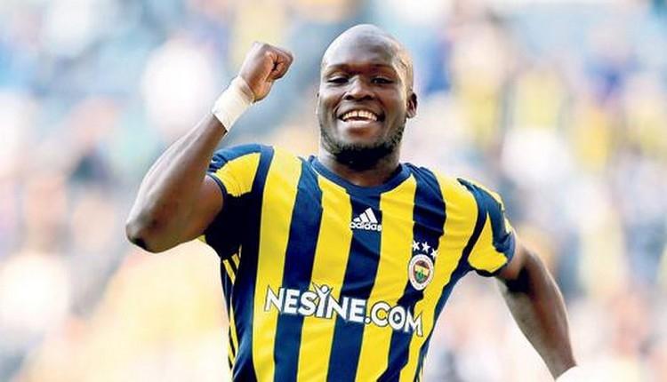 Fenerbahçe'de Moussa Sow'un transfer inadı