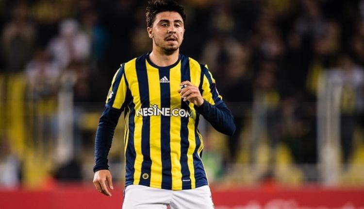 Fenerbahçe'de Ozan Tufan'a Mehmet Ekici dopingi