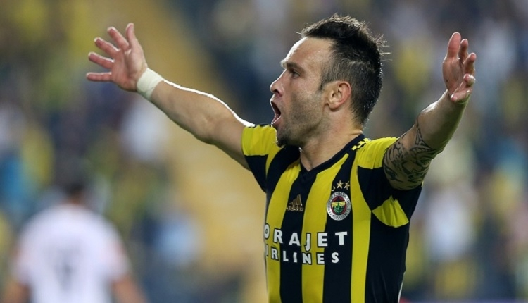 Fenerbahçe'de Valbuena isyan etti
