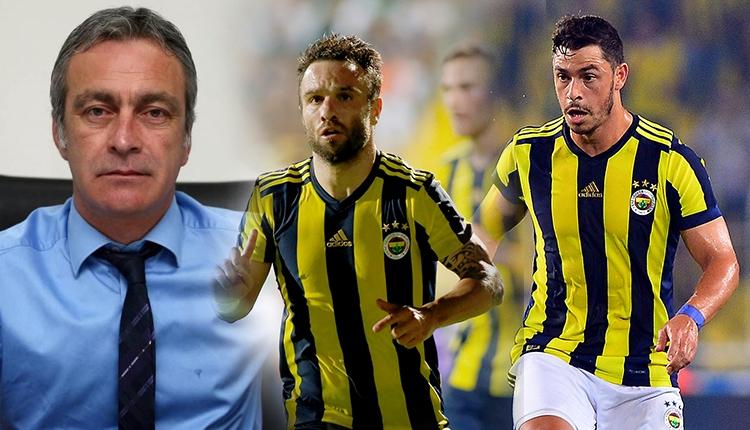 Fenerbahçe'de Valbuena ve Giuliano için Önder Özen'in sözleri: