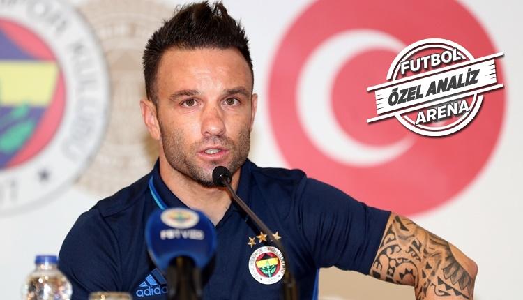 Fenerbahçe'de Valbuena'dan sezonun en iyi performansı!