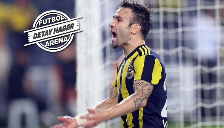 Fenerbahçe'de Valbuena'yı rahatlatan gelişme