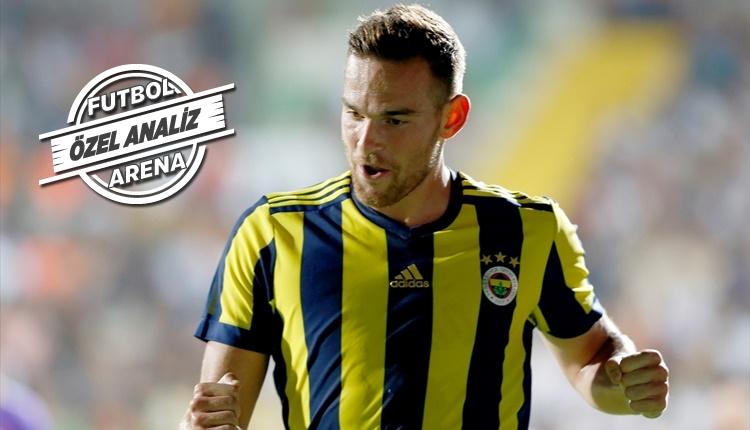 Fenerbahçe'de Vincent Janssen göz doldurdu!