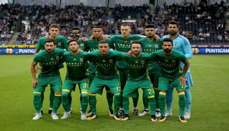 Fenerbahçe'den 103 milyon Euro'luk kadro