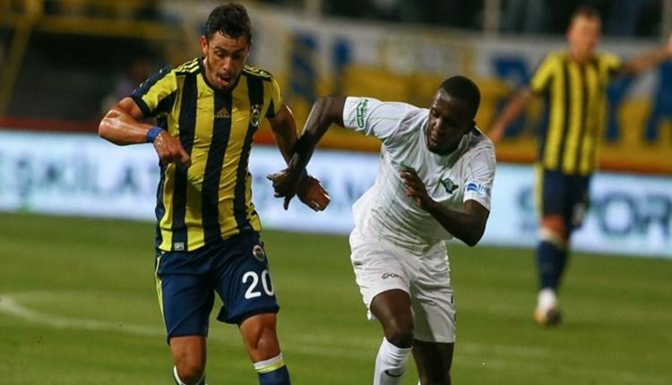 Fenerbahçe'den 7 Süper Lig maçında 23 şut