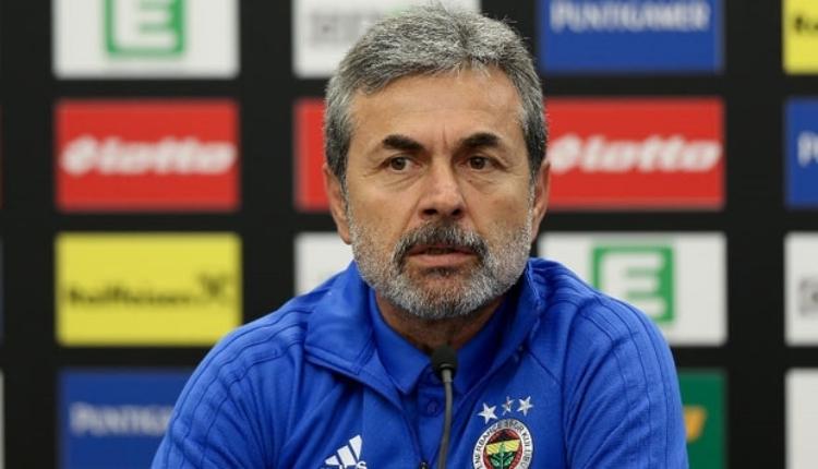 Fenerbahçeli Aykut Kocaman: ''Yediğimizden fazla atacağız''