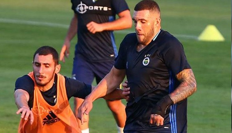 Fenerbahçeli Fernandao'nun son hali şoke etti