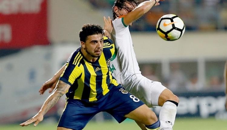 Fenerbahçeli Ozan Tufan için Avrupa kulüpleri beklemede