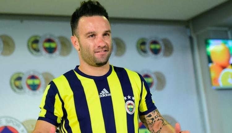 Fenerbahçeli Valbuena'dan fotoğraf açıklaması
