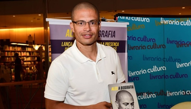 Fenerbahçe'nin efsanesi Alex de Souza: