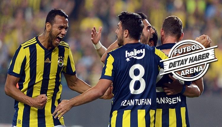 Fenerbahçe'nin kulübesi genişledi