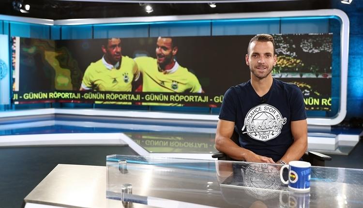Fenerbahçe'nin yeni golcüsü Soldado'dan iddialı sözler