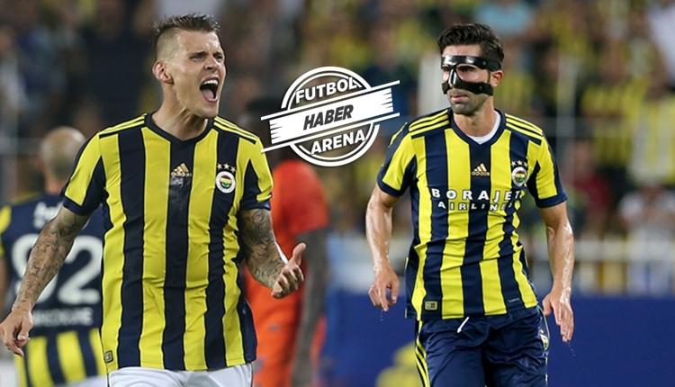 Fenerbahçe'ye Akhisarspor öncesi Skrtel ve Hasan Ali müjdesi